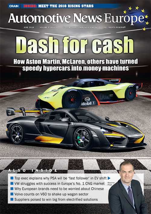 Automotive News Europe June 2018 Issue