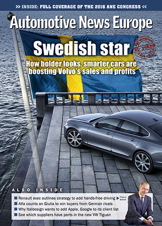 Automotive News Europe July 2016 Issue