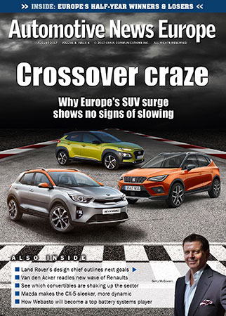 Automotive News Europe August 2017 Issue