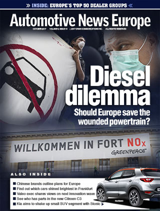 Automotive News Europe October 2017 Issue