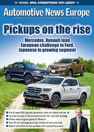 Automotive News Europe November 2017 Issue