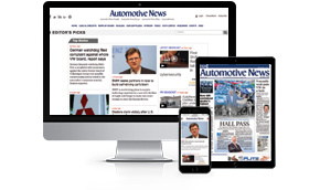 Automotive News - Digital Only + Online Access